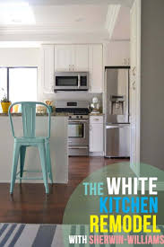 White Paint Kitchen Cabinets 160 Best Paint Colors For Kitchens Images On Pinterest Kitchen