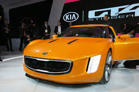 Build A Kia by Why Kia Should Build The Gt4 Stinger Automobile Magazine