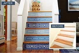 Painted Stairs Design Ideas The Five Hottest Ways To Use Leopard Print