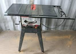 craftsman 10 inch table saw parts sears 10 inch table saw sears craftsman table saw model single phase