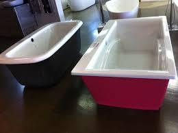 Furniture In The Bathroom To Da Loos Are Coloured Bathtubs Making A Comeback