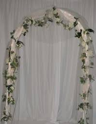 wedding arches meaning wedding ceremony archway lacy this is what i was meaning tulle
