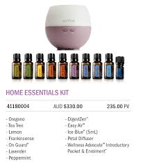 home essentials home essentials kit essential wellness with kirst