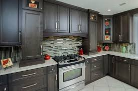 gray kitchen cabinet ideas the grey kitchen cabinets decoration idea home design articles
