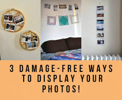 creative ways to hang pictures unac co