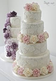 wedding cake with flowers between tiers 28 images five tier