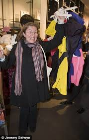 want a designer dress for less hundreds queue at h u0026m as lanvin