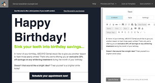 how to create your first mailchimp newsletter valuepenguin software