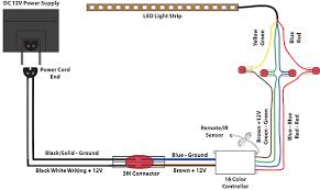 wiring diagram for led strip lights readingrat net for gooddy org