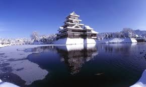 winter events matsumoto castle national treasure of japan