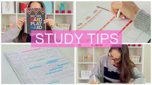 climb your way to an a study tips diy organization youtube