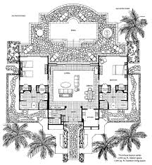 Bungalows Floor Plans by Luxury Bungalows In Hawaii Mauna Lani Bay Hotel