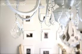 Shabby Chic Chandeliers by Shabby Chic Chandelier Cottage Bedroom The Reading