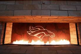 A Plus Fireplaces by Denver Broncos United Club Level