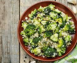 cuisiner le quinoa quinoa au brocoli recette de quinoa au brocoli marmiton