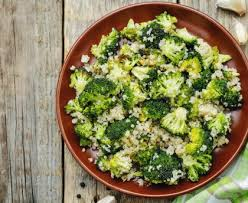 cuisiner du quinoa quinoa au brocoli recette de quinoa au brocoli marmiton