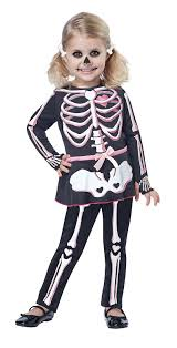 skeleton halloween costume for women amazon com california costumes itty bitty bones toddler costume