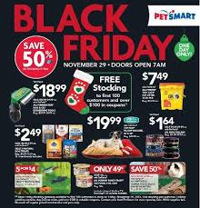 petsmart black friday ad posted blackfriday