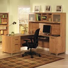 Corner Computer Desk With Hutch Ikea by Office Design Home Office Corner Desk Ideas Home Office Corner