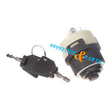 ignition switch with 2 keys 701 80184 701 80184 70180184 for jcb