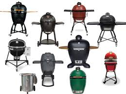 the big green egg and beyond the 10 best kamado smokers and