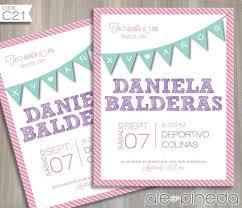 invitaciones para quinceanera ale pineda en paramifiesta