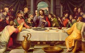 the eucharist as a meal and the thanksgiving frank on