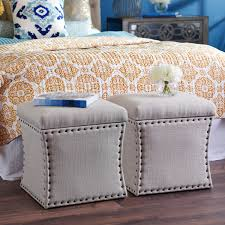 foot of bed storage ottoman latest end of bed storage ottoman with 3 stylish ways to use