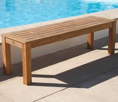 barlow tyrie linear 135cm backless bench gardensite co uk