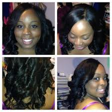 sewing marley hair 8 best full sew in no leave out this style is a great cover up