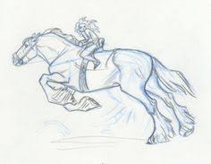 brave pixar concept art horse concept art brave
