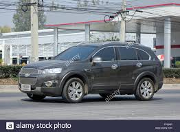 chevrolet captiva 2016 chiangmai thailand february 18 2016 private suv car chevrolet
