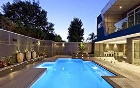 Luxury Backyard Designs Luxury Backyard Design With In Ground Pool Bottom Drain U2013