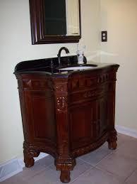 Ove Decors Bathroom Vanities Ove Decors Buckingham 60 In W X 20 In D Vanity In Dark Cherry