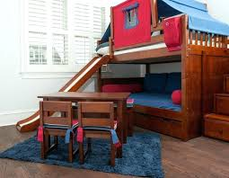 Top Bunk Bed Only Bunk Bed With Tent Hoodsie Co