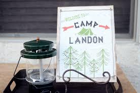 Backyard Birthday Party Invitations A Backyard Camping Birthday Party Anders Ruff Custom Designs Llc
