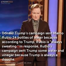 Rubio Meme - joke donald trump s caign sent marco rubio 24 bott conan