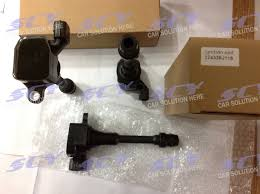 nissan frontier ignition coil ignition coil for nissan frontier infiniti qx4 224488j11c