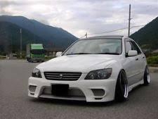 lexus is300 l tuned is300 trd car truck parts ebay