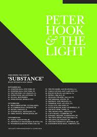 lexus tours orlando peter hook u0026 the light bring u201csubstance u2013 the albums of joy