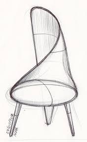 244 sail back chair 2 1001 chair sketches