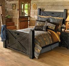 Western Bed Frames Rustic Bedroom Furniture Diy Best Furniture For Home