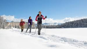 best winter activities at lake louise banff national park