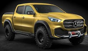 future mercedes truck mercedes benz is making a pickup truck in 2017