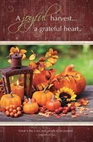 thanksgiving bulletins joyful harvest church worship bulletins