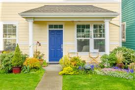 choosing front door color how to choose the right color for a statement front door
