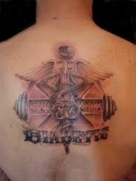 94 best diabetic tattoos images on pinterest diabetes tattoo
