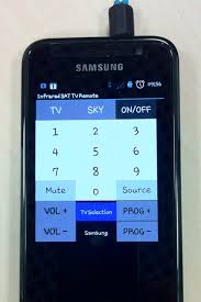 samsung remote app android infrared sat tv remote for android remotize your smartphone