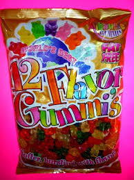 gummy factory albanese 12 flavor gummy bears free factory direct 5 lbs