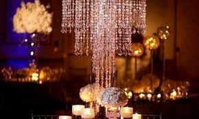 chandelier centerpieces cheap chandeliers for weddings contemporary wedding